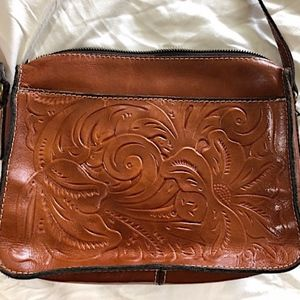 Patricia Nash Crossover Purse
